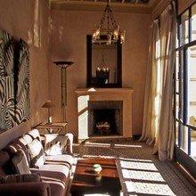 Фотография: Гостиная в стиле Кантри, Дома и квартиры, Городские места – фото на InMyRoom.ru