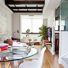 Фотография: Мебель и свет в стиле Лофт, Скандинавский, Квартира, Дома и квартиры, Проект недели – фото на InMyRoom.ru