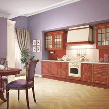 Фото из портфолио Кухня  Национале. – фотографии дизайна интерьеров на InMyRoom.ru