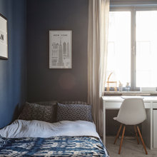 Фото из портфолио Элитное жильё в в Эстермальме  – фотографии дизайна интерьеров на InMyRoom.ru