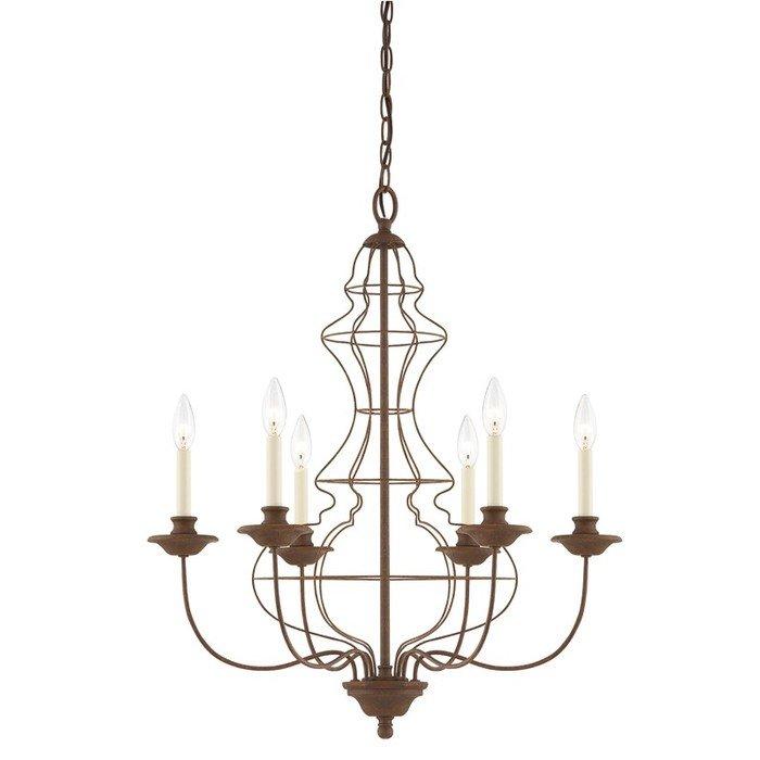 Laila 6 потолочный светильник