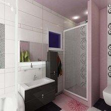 Фото из портфолио коттедж п. Бурцево – фотографии дизайна интерьеров на InMyRoom.ru
