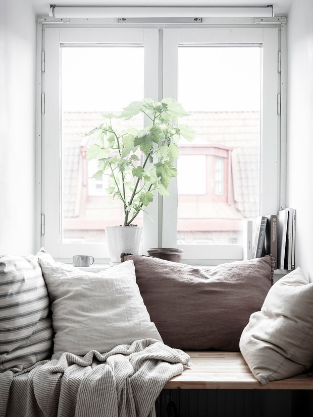 Фотография: Декор в стиле Скандинавский, Советы, экологическая сертификация, REHAU, Безопасный дом, как сделать дом безопасным, как выбрать окна – фото на INMYROOM
