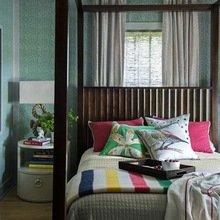 Фотография: Спальня в стиле Кантри, Современный, Декор интерьера, Дом, Дома и квартиры, Дом на природе – фото на InMyRoom.ru
