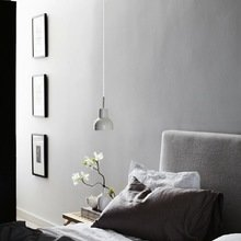 Фото из портфолио Черный, белый и оттенки серого... – фотографии дизайна интерьеров на InMyRoom.ru