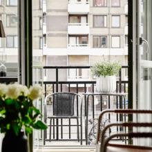 Фото из портфолио Просто, стильно и очень «по-скандинавски» – фотографии дизайна интерьеров на INMYROOM