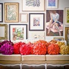 Фотография: Декор в стиле Кантри, Декор интерьера, Текстиль, Подушки – фото на InMyRoom.ru