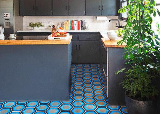 Фотография: Кухня и столовая в стиле Современный, Декор интерьера, Декор дома, Плитка – фото на InMyRoom.ru