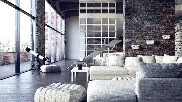 Фотография:  в стиле , Советы, апартаменты, мифы об апартаментах – фото на InMyRoom.ru
