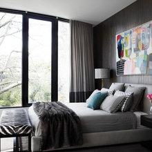 Фотография: Спальня в стиле Лофт, Декор интерьера, Текстиль, Декор, Текстиль – фото на InMyRoom.ru