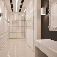 Фото из портфолио Квартира на ул.Шаумяна – фотографии дизайна интерьеров на INMYROOM