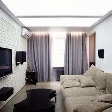Фото из портфолио Трехкомнатная квартира в стиле лофт – фотографии дизайна интерьеров на INMYROOM