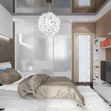 Фото из портфолио Бирюзовый в акценте – фотографии дизайна интерьеров на InMyRoom.ru