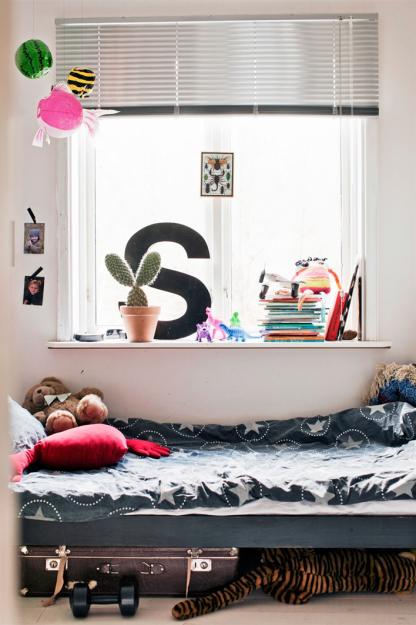 Фотография: Детская в стиле Скандинавский, Дом, Швеция, Дома и квартиры – фото на InMyRoom.ru