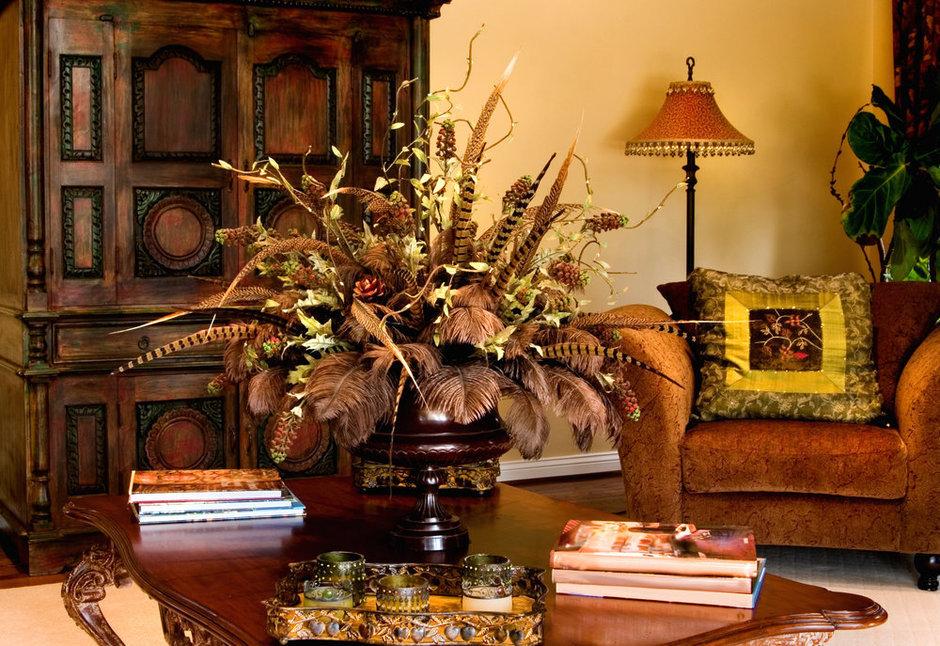 Фотография: Гостиная в стиле Прованс и Кантри, Классический, Современный, Декор интерьера, Квартира, Дом, Декор дома – фото на InMyRoom.ru