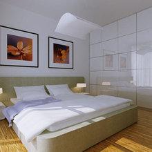 Фото из портфолио Дизайн интерьера двухэтажной квартиры в элитном комплексе Aleksandra Apartments – фотографии дизайна интерьеров на INMYROOM