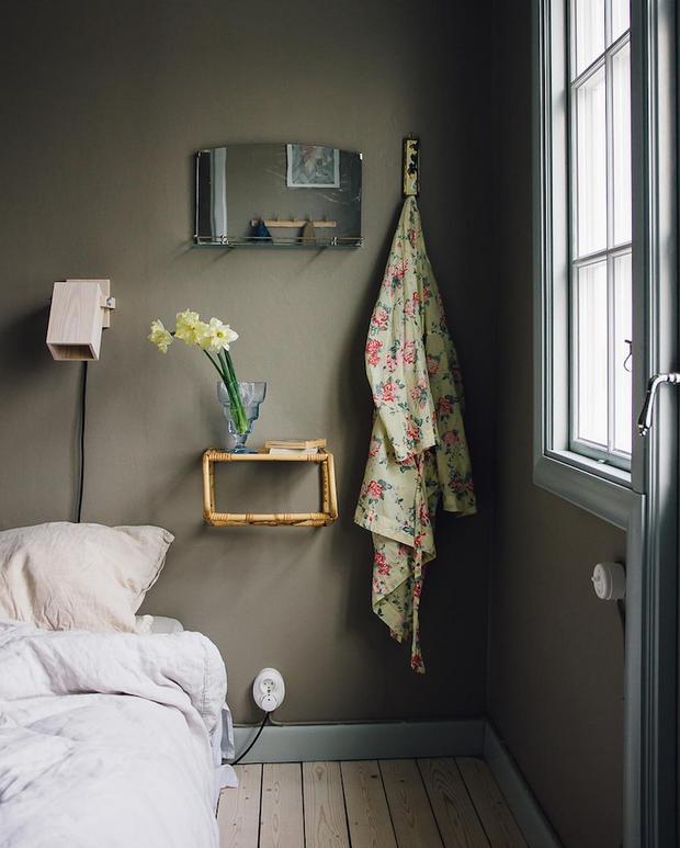 Фотография: Спальня в стиле Прованс и Кантри, Декор интерьера, Дом, Швеция, Гетеборг, Уильям Моррис – фото на InMyRoom.ru