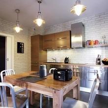 Фотография: Кухня и столовая в стиле Кантри, Классический, Современный, Хай-тек, Лофт, Квартира, Дома и квартиры, Индустриальный, Польша – фото на InMyRoom.ru