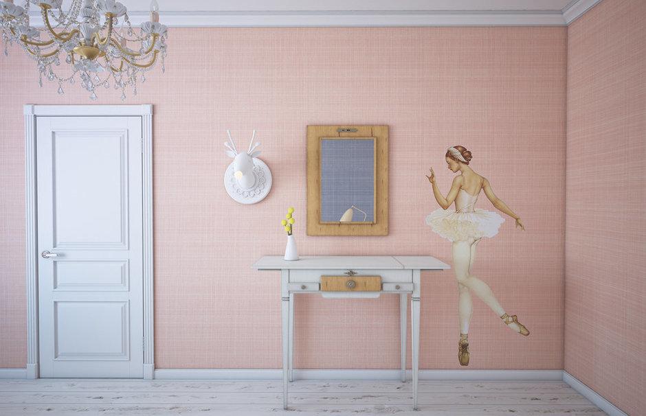 Фотография: Декор в стиле , Квартира, Дома и квартиры, Проект недели – фото на InMyRoom.ru