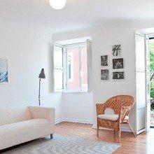 Фотография: Гостиная в стиле Минимализм, Мебель и свет, IKEA, Интервью, ИКЕА – фото на InMyRoom.ru