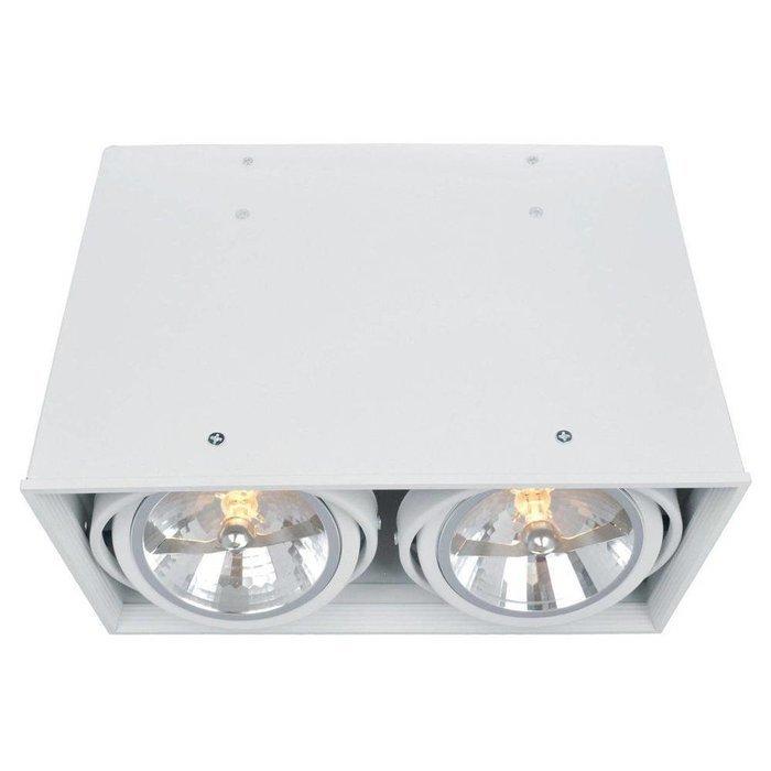 Потолочный светильник Cardani белого цвета