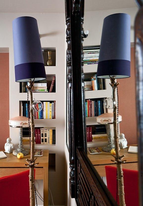 Фотография: Декор в стиле Классический, Современный, Малогабаритная квартира, Квартира, Цвет в интерьере, Дома и квартиры, Переделка – фото на InMyRoom.ru