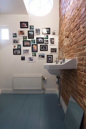 Фотография: Ванная в стиле Лофт, Скандинавский, Декор интерьера, Декор дома – фото на INMYROOM