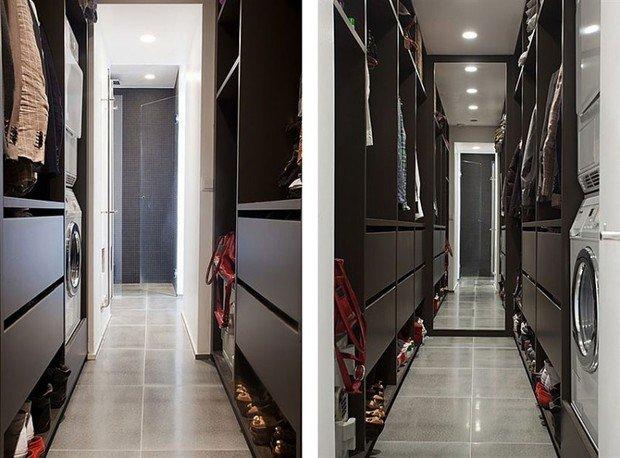 Фотография: Прочее в стиле , Малогабаритная квартира, Квартира, Дома и квартиры, Проект недели – фото на InMyRoom.ru