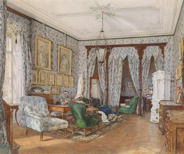 Фотография: Прочее в стиле , Классический, Дизайн интерьера, Викторианский, Ампир – фото на InMyRoom.ru