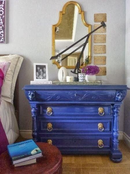 Фотография: Мебель и свет в стиле Прованс и Кантри, Спальня, Интерьер комнат, Подушки, Ковер – фото на InMyRoom.ru