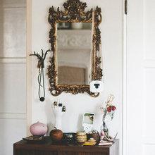 Фотография: Аксессуары в стиле Кантри, Декор интерьера, Дом, Декор дома, Зеркало – фото на InMyRoom.ru