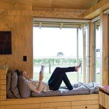 Фотография:  в стиле Современный, Декор интерьера, Дом, Дома и квартиры, Жалюзи – фото на InMyRoom.ru