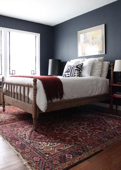 Фотография: Спальня в стиле Прованс и Кантри, Декор интерьера, DIY, Декор дома, Ковер – фото на InMyRoom.ru