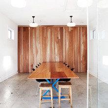 Фотография: Офис в стиле Скандинавский, Офисное пространство, Дома и квартиры, Минимализм, Проект недели – фото на InMyRoom.ru