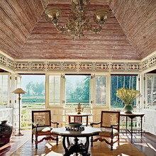 Фотография: Гостиная в стиле Восточный, Дома и квартиры, Городские места, Бали – фото на InMyRoom.ru