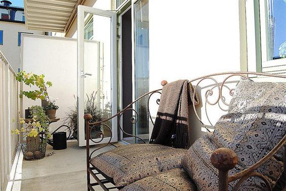 Фотография: Балкон, Терраса в стиле Прованс и Кантри, Классический, Современный – фото на INMYROOM