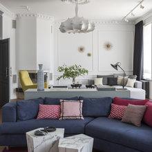 Фото из портфолио Make Interiors: Квартира 100 м.кв – фотографии дизайна интерьеров на INMYROOM
