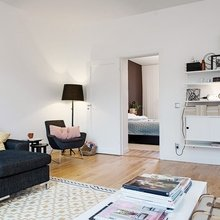 Фото из портфолио Karl Gustavsgatan 7 A, Vasastaden – фотографии дизайна интерьеров на INMYROOM