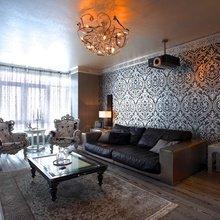 Фотография: Гостиная в стиле , Декор интерьера, Декор дома, Декоративная штукатурка – фото на InMyRoom.ru