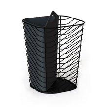 Контейнер мусорный Couplet чёрный