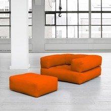 """Кресло-кровать """"Cube ORANGE"""""""