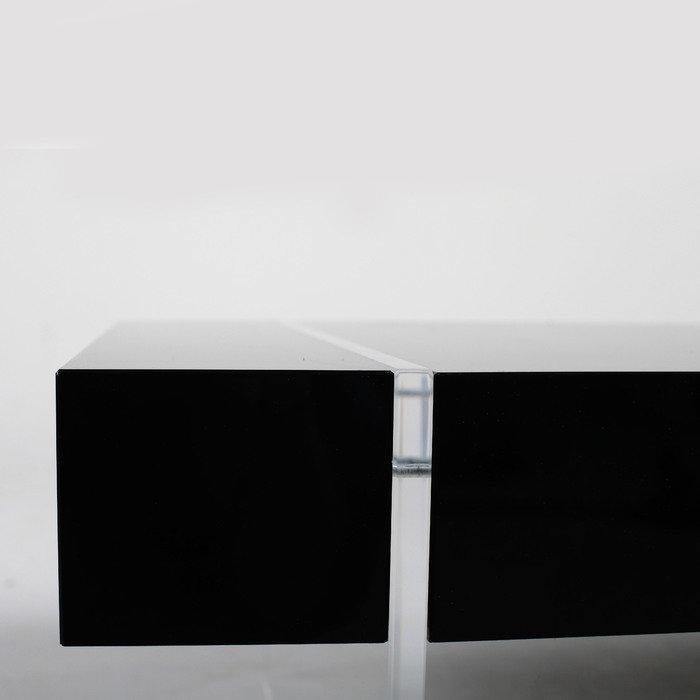 Стол журнальный CT Plate Black