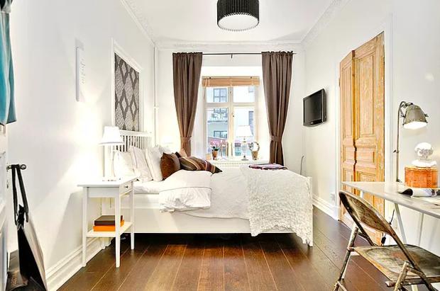 Фотография: Спальня в стиле Скандинавский, Советы, Диана Пономарева – фото на InMyRoom.ru