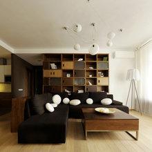 Квартира на Воробьевых горах - 90 кв.м.