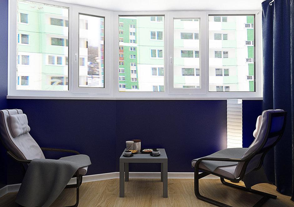 Фотография: Балкон в стиле Современный, Минимализм – фото на InMyRoom.ru