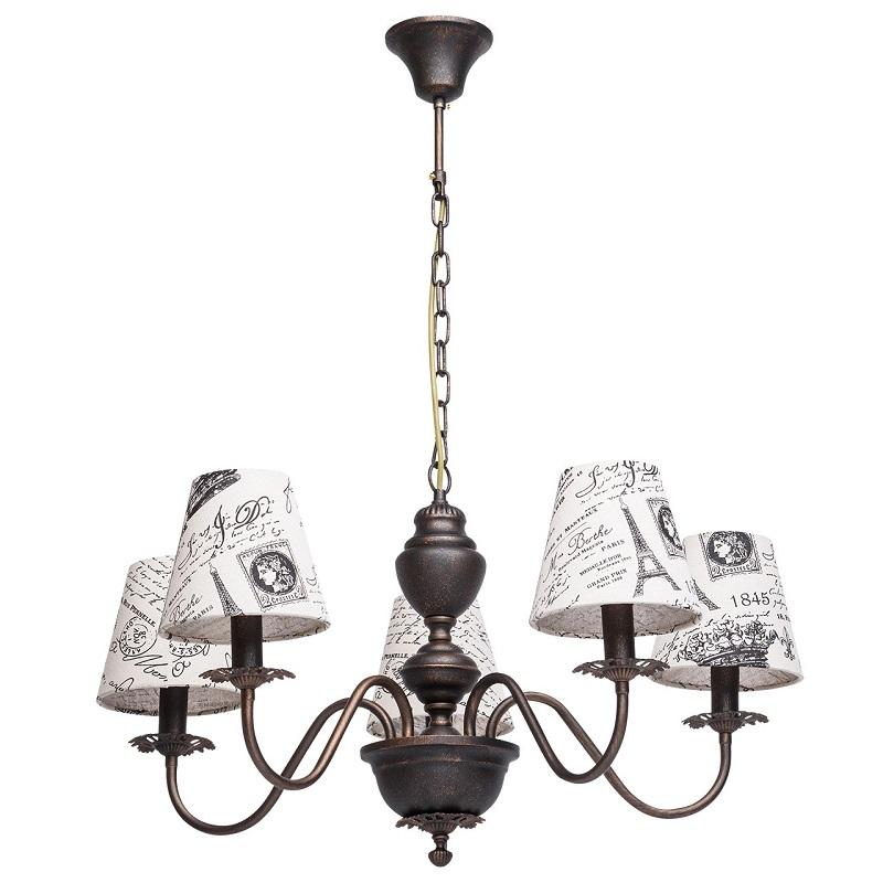 Купить Подвесная люстра mw-Light вирджиния в кантри-стиле, inmyroom, Германия