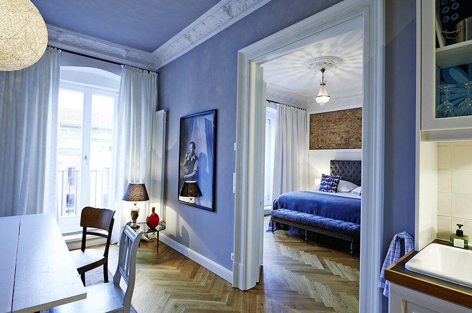Фотография: Кухня и столовая в стиле , Квартира, Германия, Дома и квартиры – фото на InMyRoom.ru