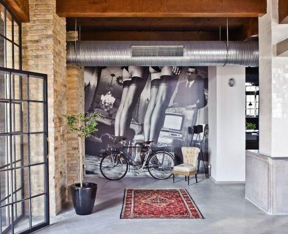 Фотография: Прихожая в стиле Лофт, Эклектика, Декор интерьера – фото на INMYROOM