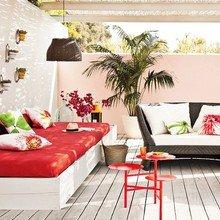 Фотография: Балкон, Терраса в стиле Восточный, Ландшафт, Стиль жизни – фото на InMyRoom.ru