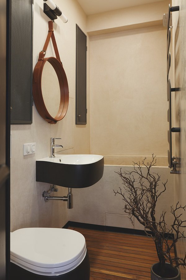 Фотография: Прочее в стиле , Лофт, Малогабаритная квартира, Квартира, Дома и квартиры, Проект недели – фото на InMyRoom.ru